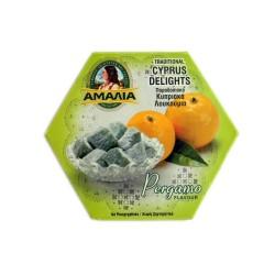 Amalia Bergamot Delights (Loukoumi) 330g