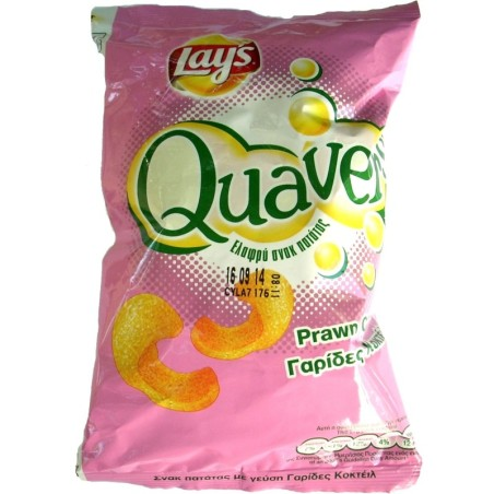 Lays Prawn Cocktail Quavers 27g