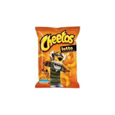 Lays Cheetos Lotto 40g